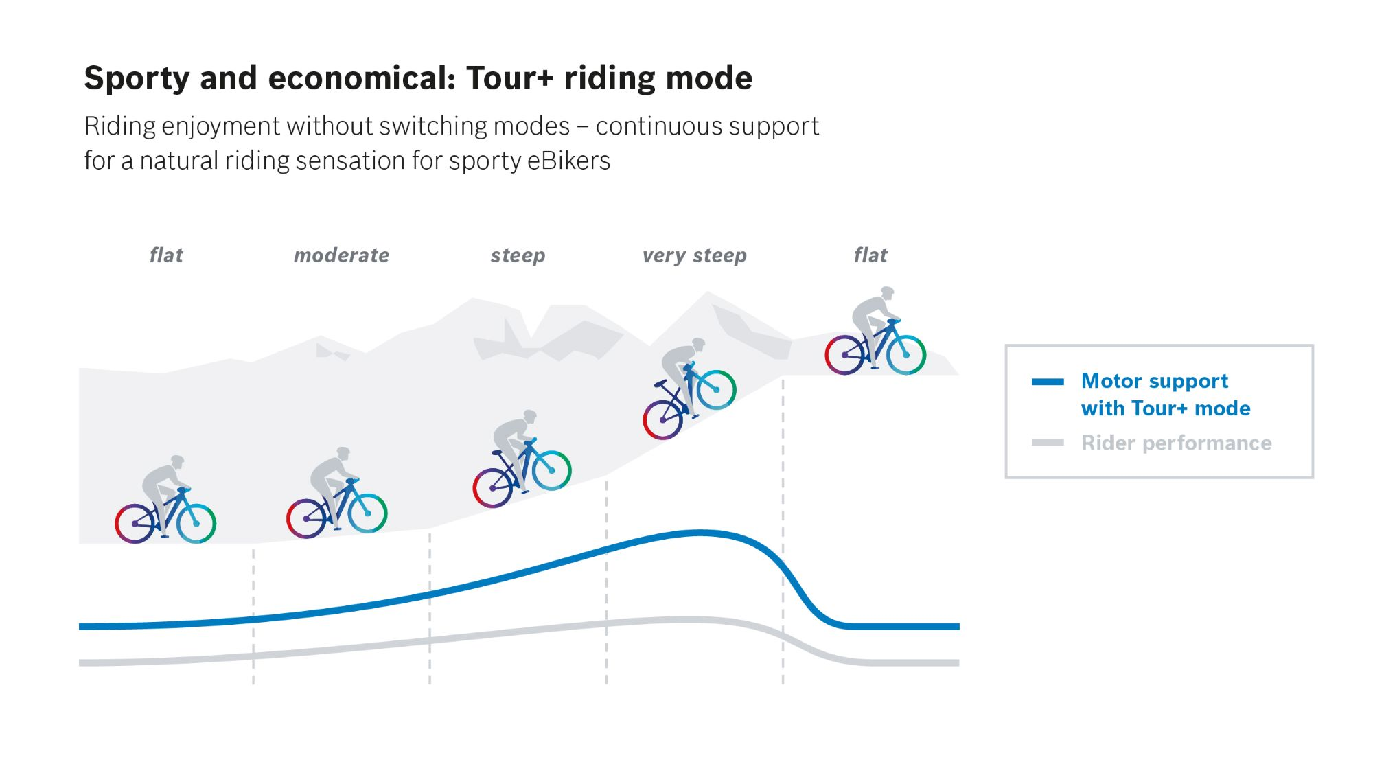 bosch e-bike tour+ data