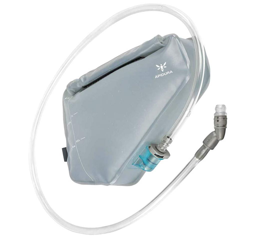 Apidura 1.5L frame Pack Hydration Bladder, Innovation Lab bikepacking frame pack water bag