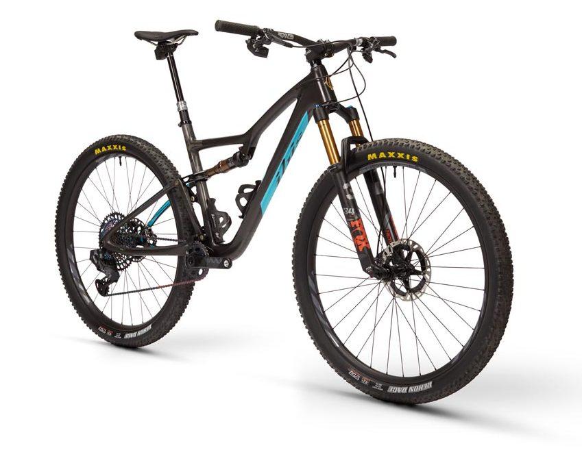 Complete Ibis Exie XC mountain bike