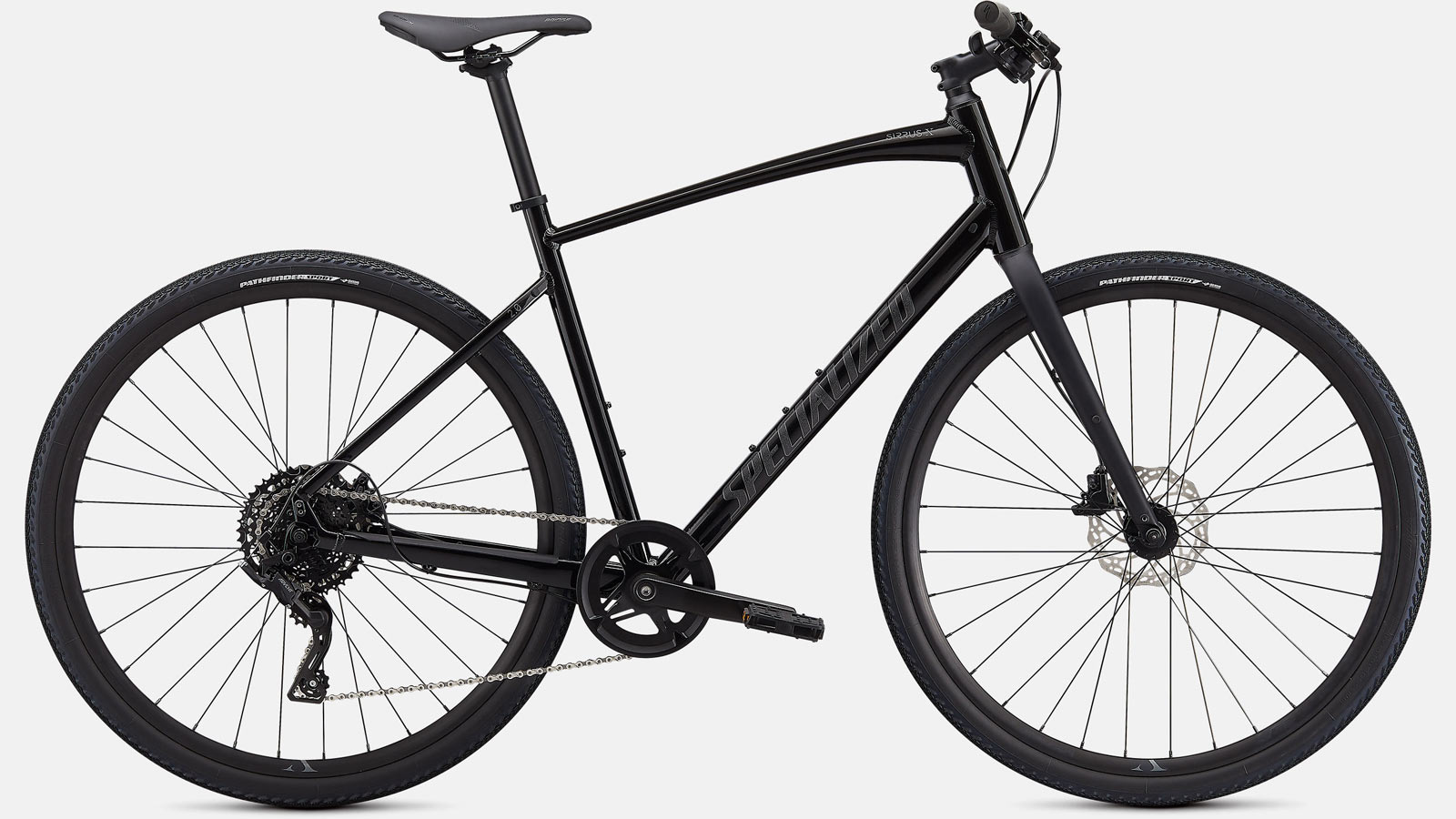 specialized sirrus x urban commuter and fitness bike