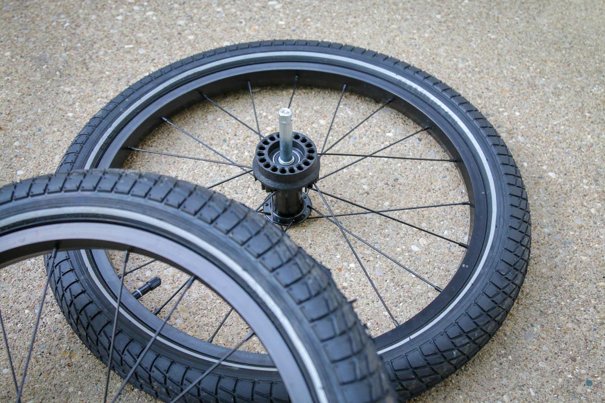 Burley Wheels