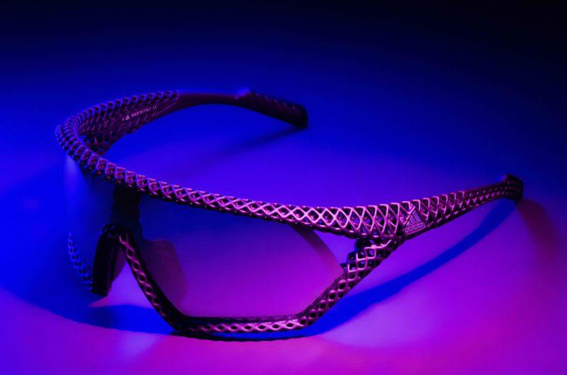 Adidas 3D Printed Eyewear: 3D CMPT