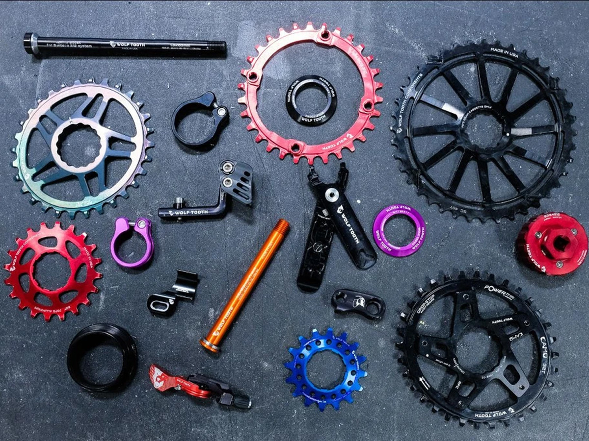Wolftooth Components Scratch & Dent Sale