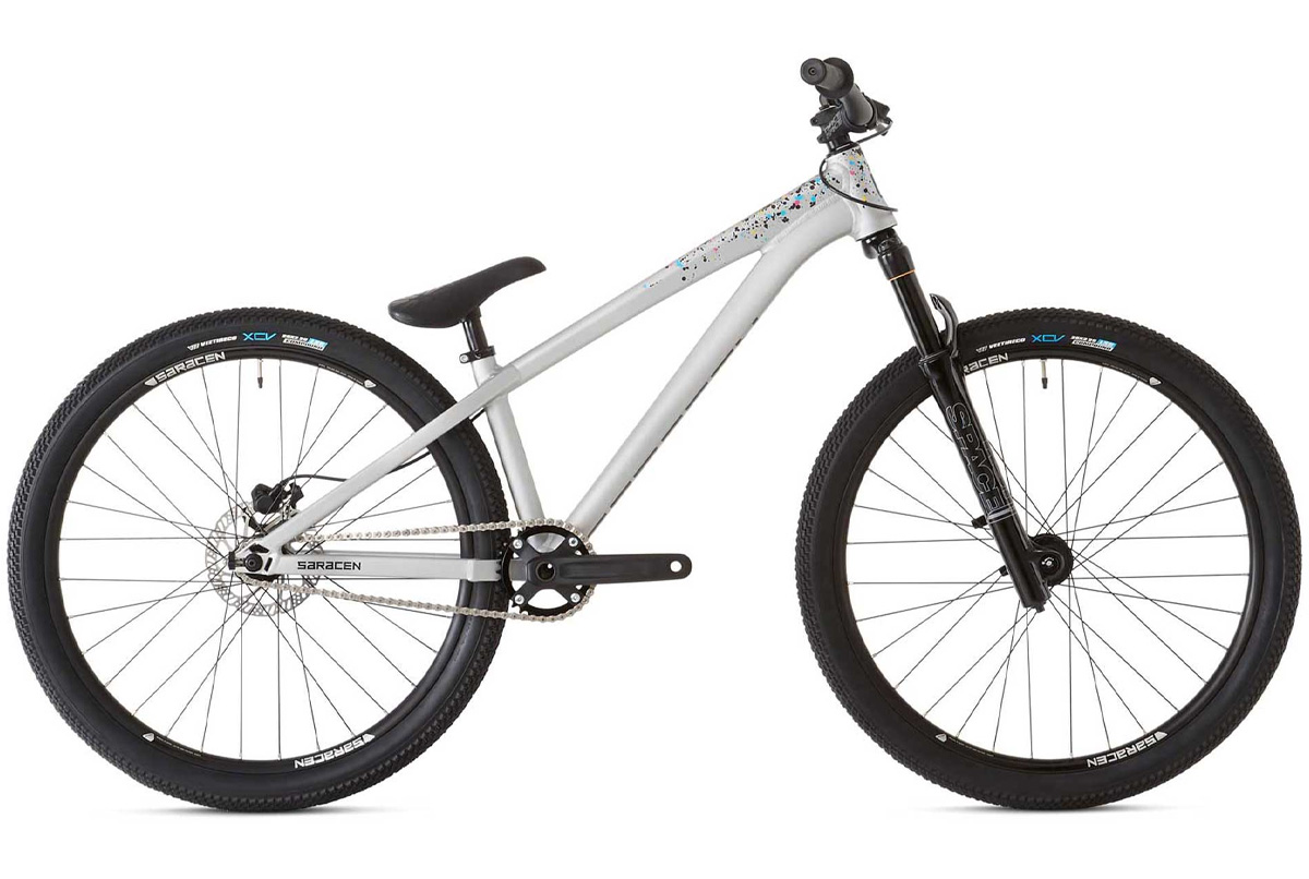 Saracen Amplitude Dirt Jump Bike