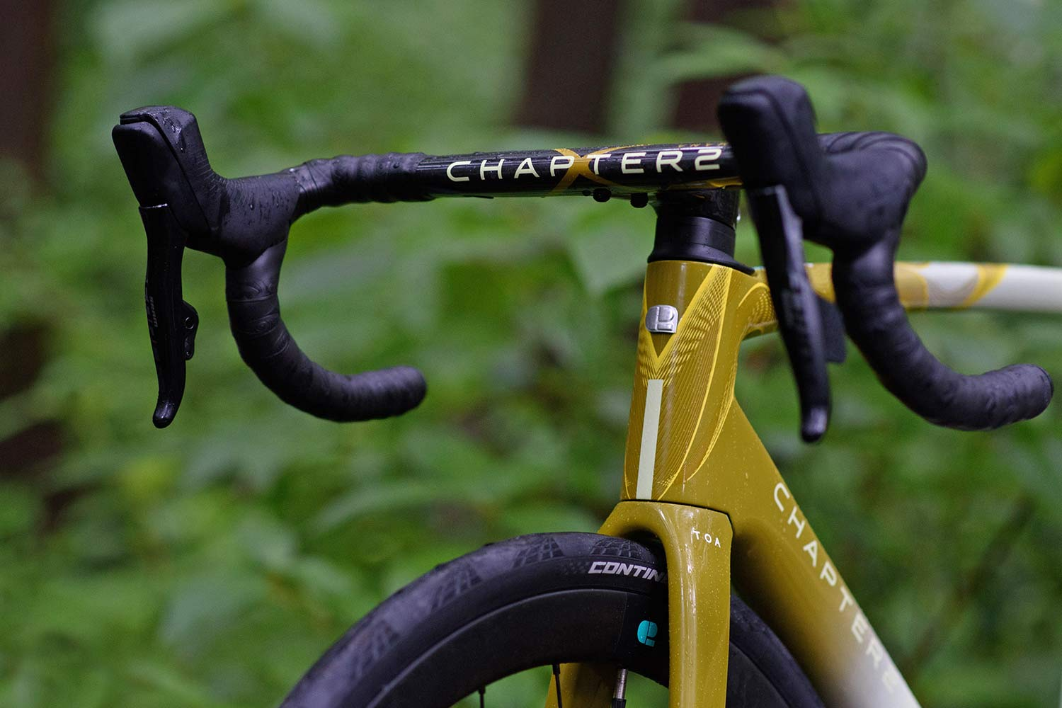 Chapter2 TOA all-road bike, fully integrated versatile aero carbon road bike, tire clearance
