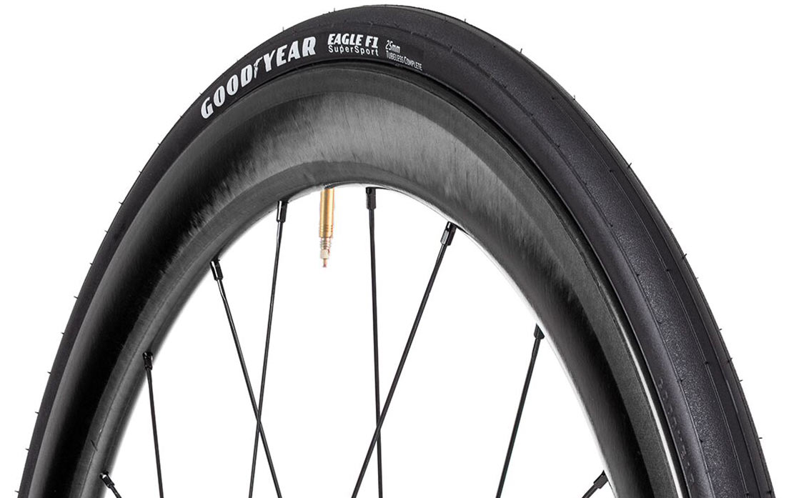 goodyear eagle f1 supersport road bike tire review