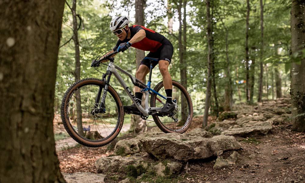 All-new 2022 Cube AMS lightweight C:68X carbon XC Marathon Trail mountain bikes,trail riding