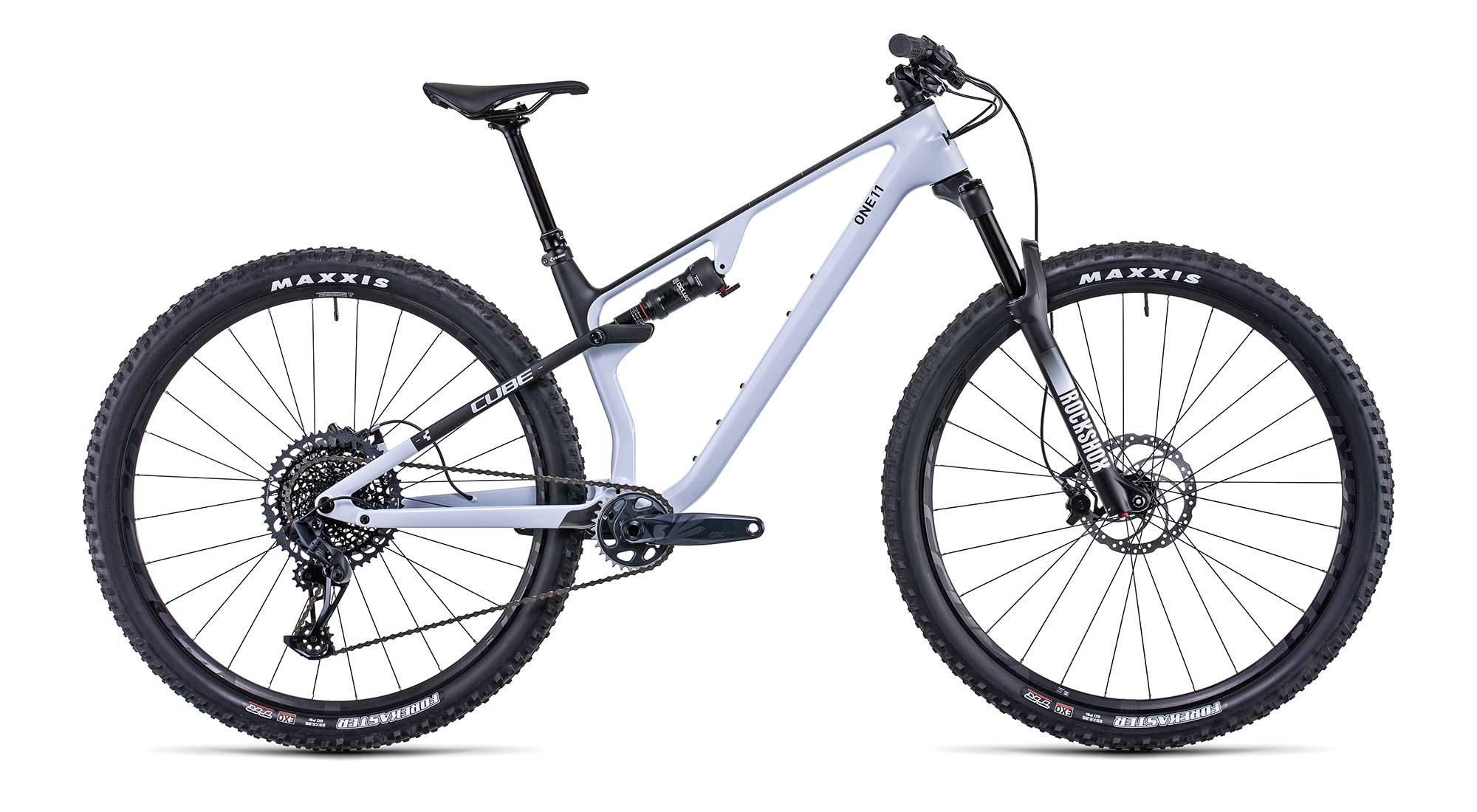 2022 Cube AMS One11 C:68X 29, lightweight carbon XC Marathon Trail mountain bike,Pro complete