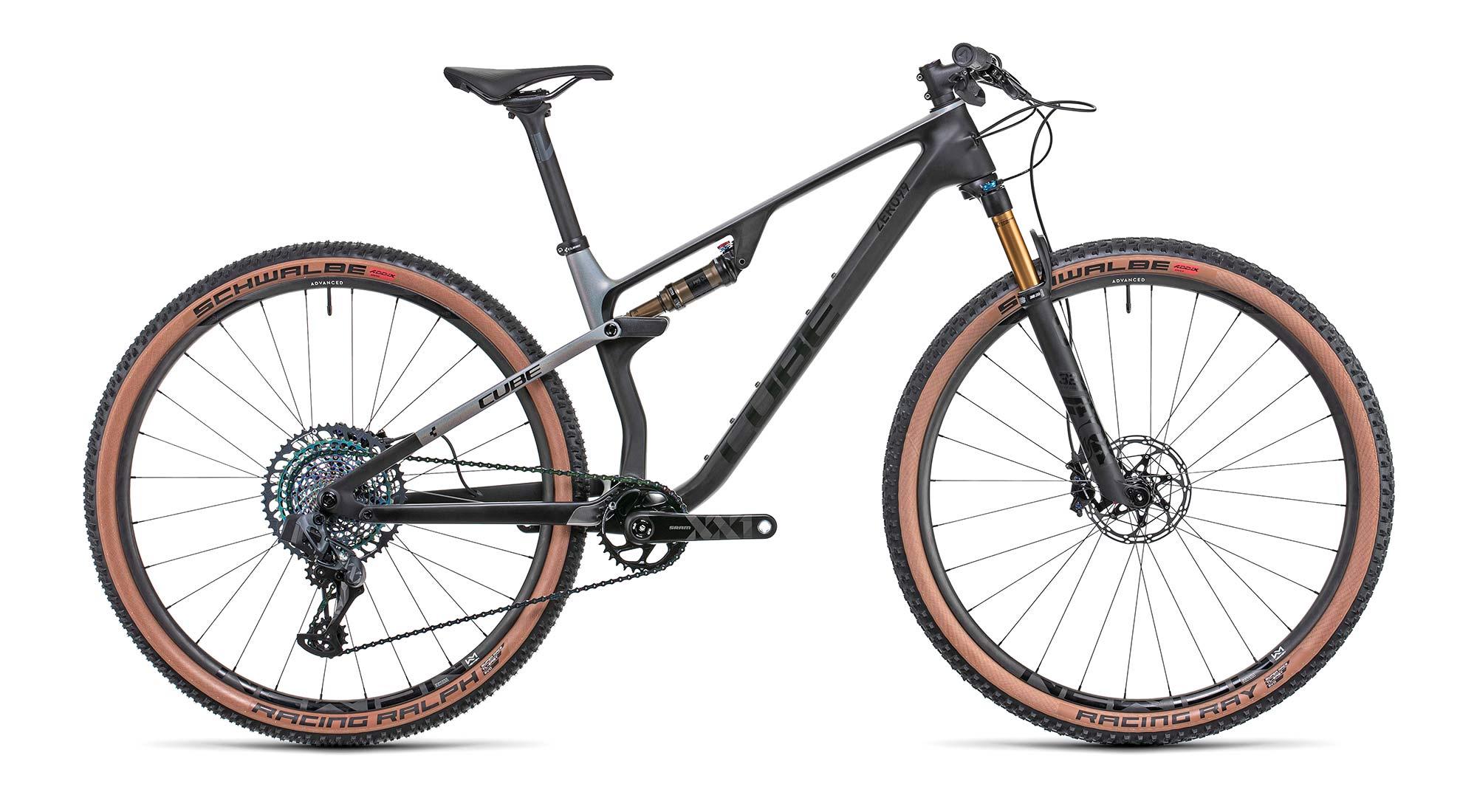 2022 Cube AMS Zero99 C:68X 29, lightweight carbon XC Marathon Trail mountain bike,SLT complete