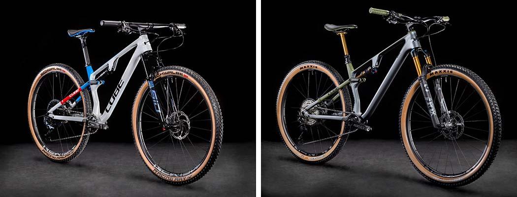 All-new 2022 Cube AMS lightweight C:68X carbon XC Marathon Trail mountain bikes,XC or Trail