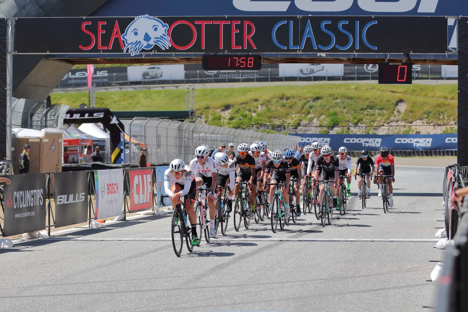 Sea Otter Classic 2019 road cycling event