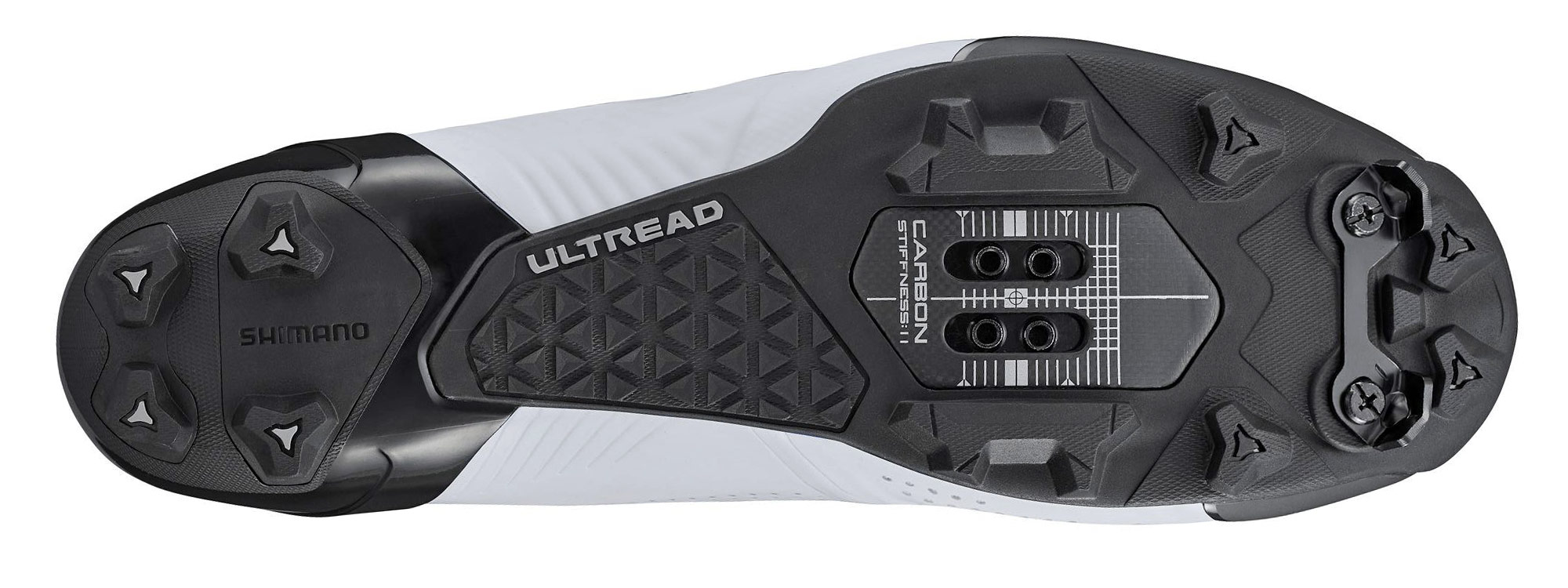 Shimano S-Phyre XC902 MTB shoes, next-gen XC9 cross-country mountain bike shoe,sole and talon toe spikes