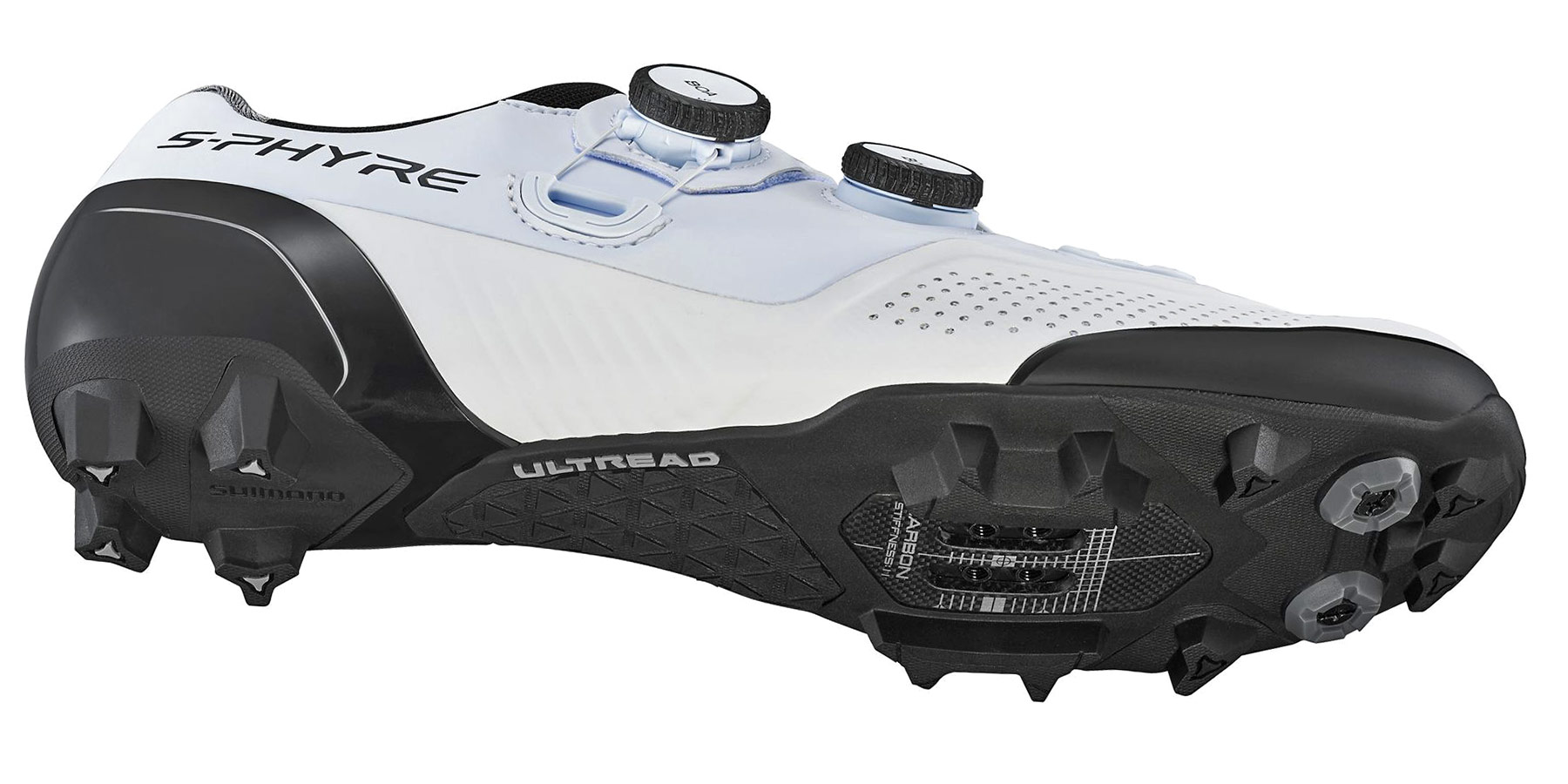Shimano S-Phyre XC902 MTB shoes, next-gen XC9 cross-country mountain bike shoe,new rubber sole
