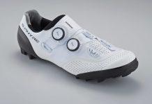 Shimano S-Phyre XC902 MTB shoes, next-gen XC9 cross-country mountain bike shoe,angled