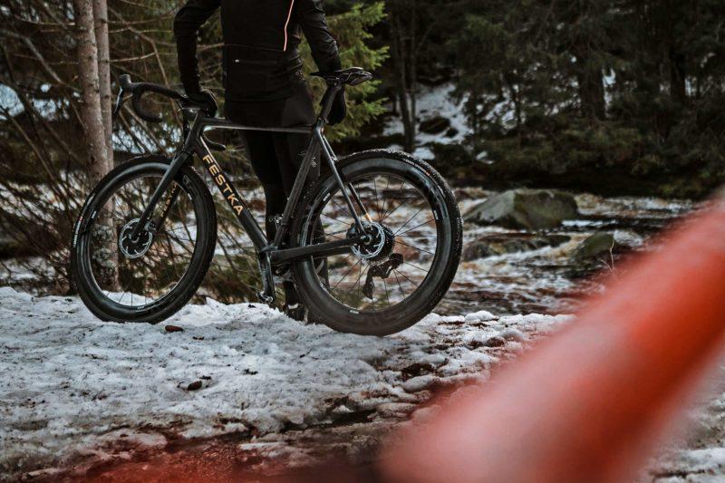 All-new Festka Scout custom carbon gravel bike, adventure bikepacking gravel bikes,Rover development teaser