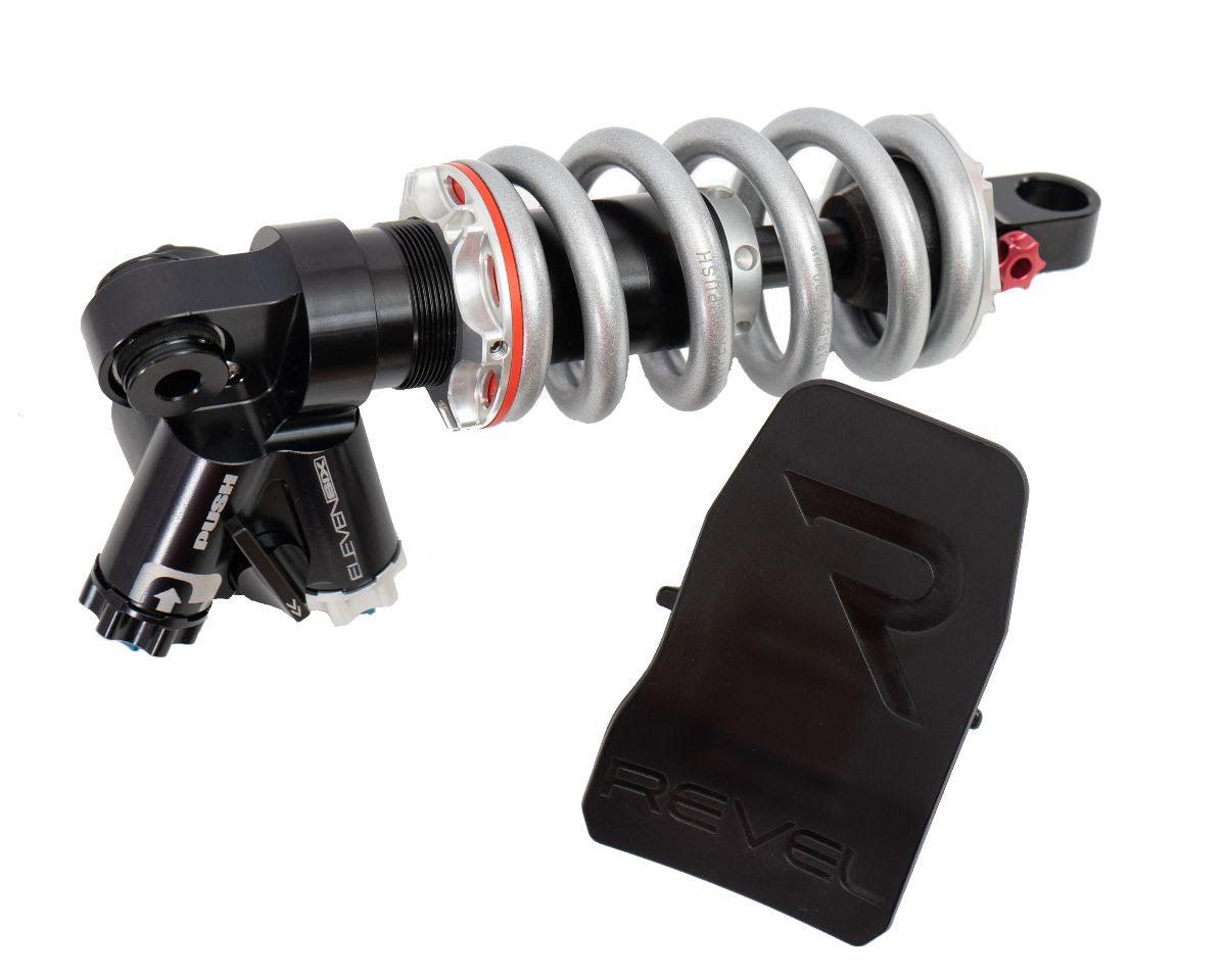 revel ranger push elevensiz-r micro shock debris guard