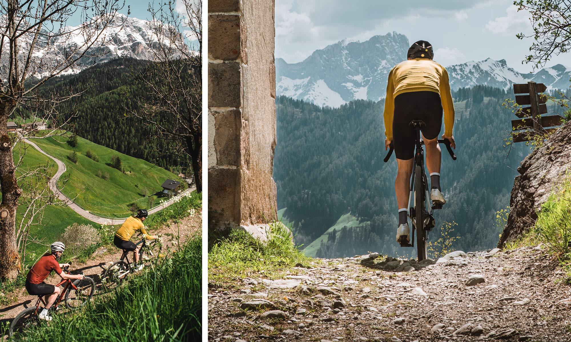 New Festka Scout custom carbon bikepacking adventure gravel bike, testing