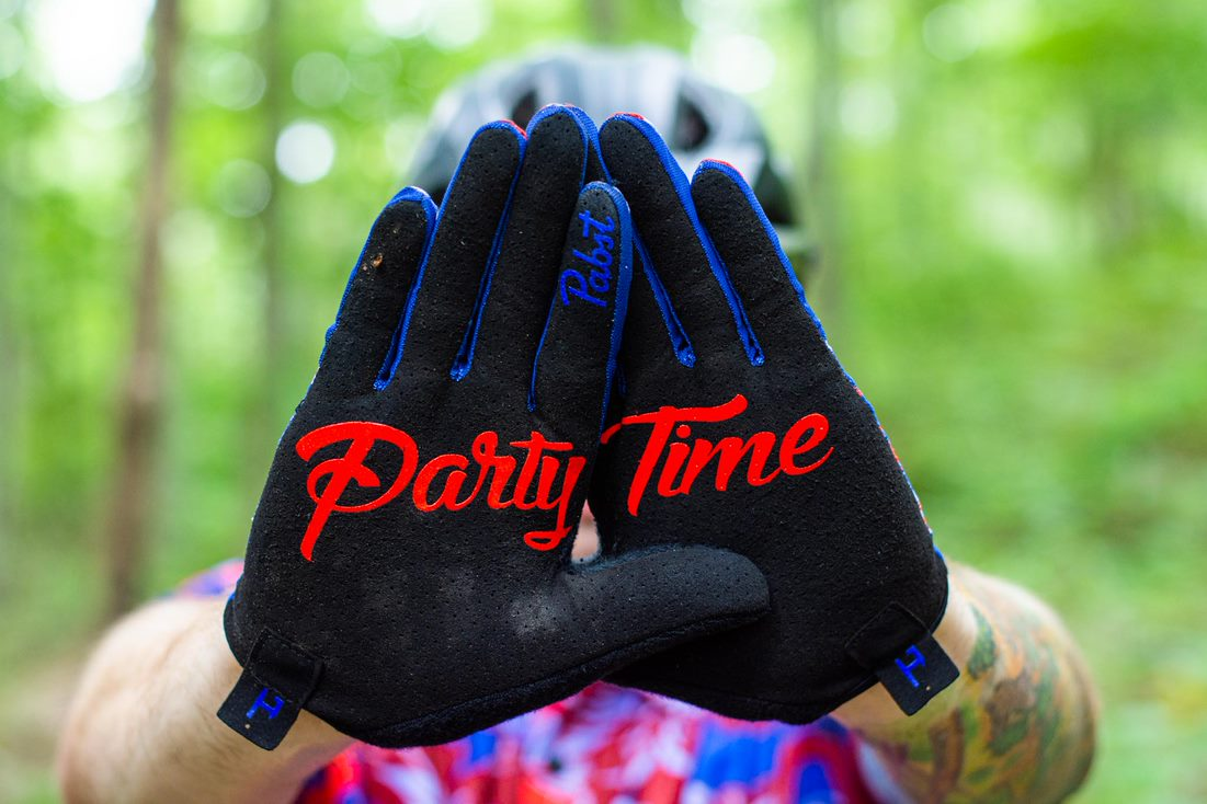 handup pbr gloves