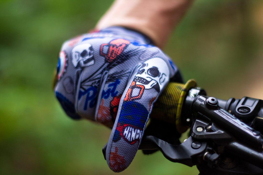 pbr handup gloves