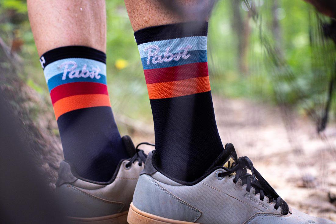 handup pbr socks