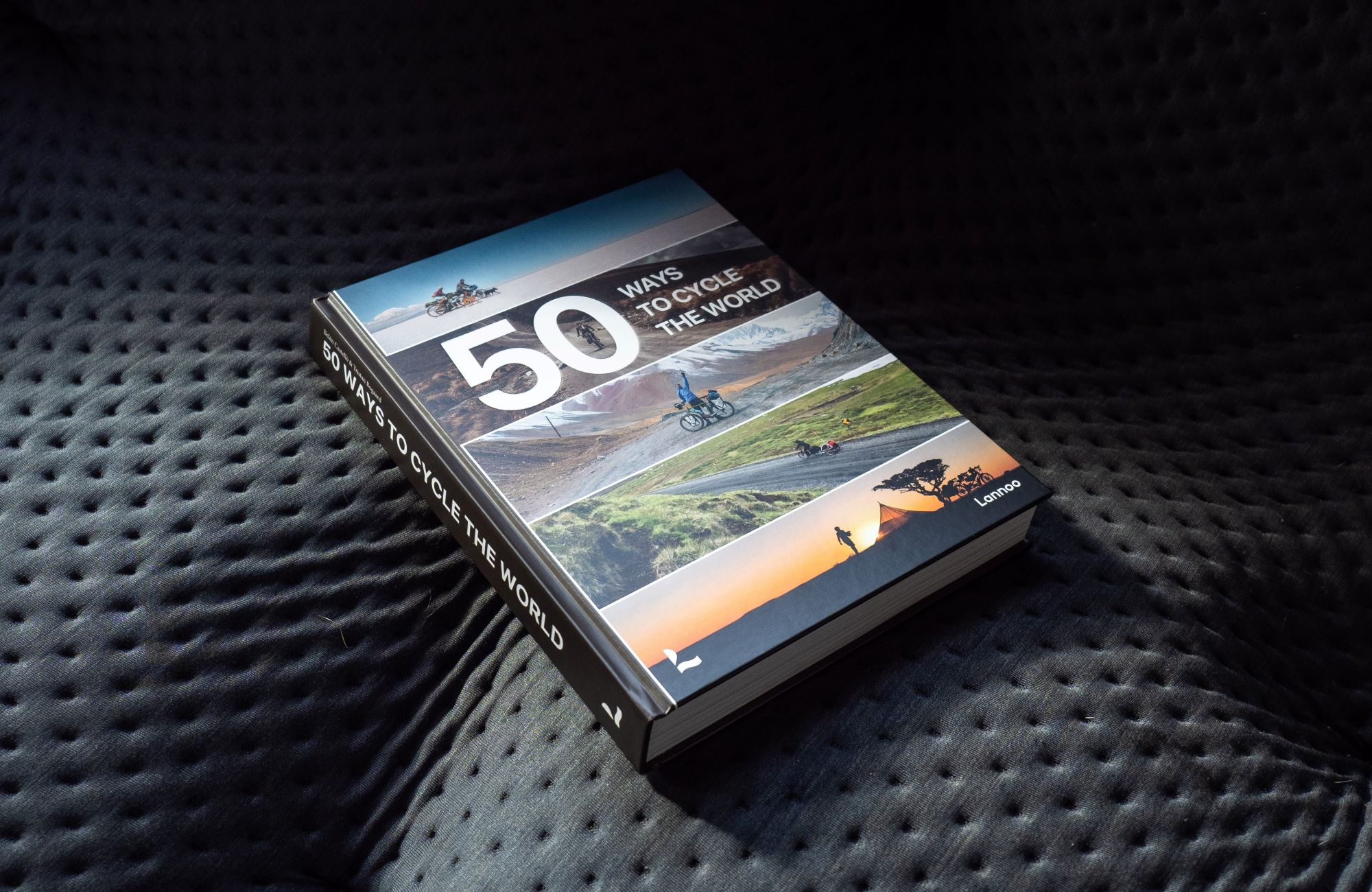 50 ways to cycle the world book