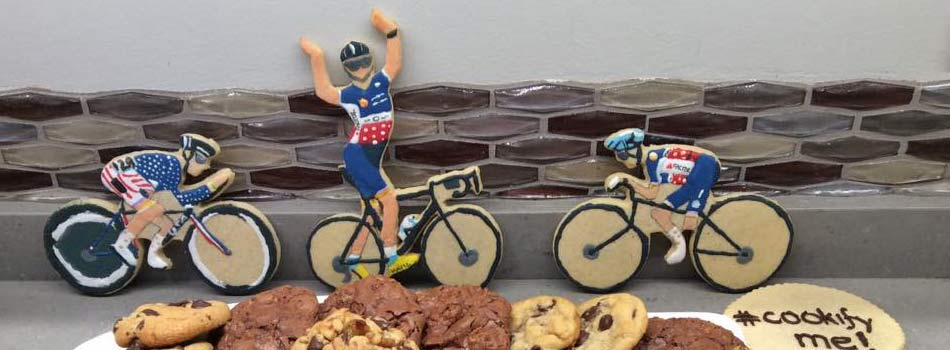 NPR tells how Phil Gaimon dashed Olympic dream, cookies