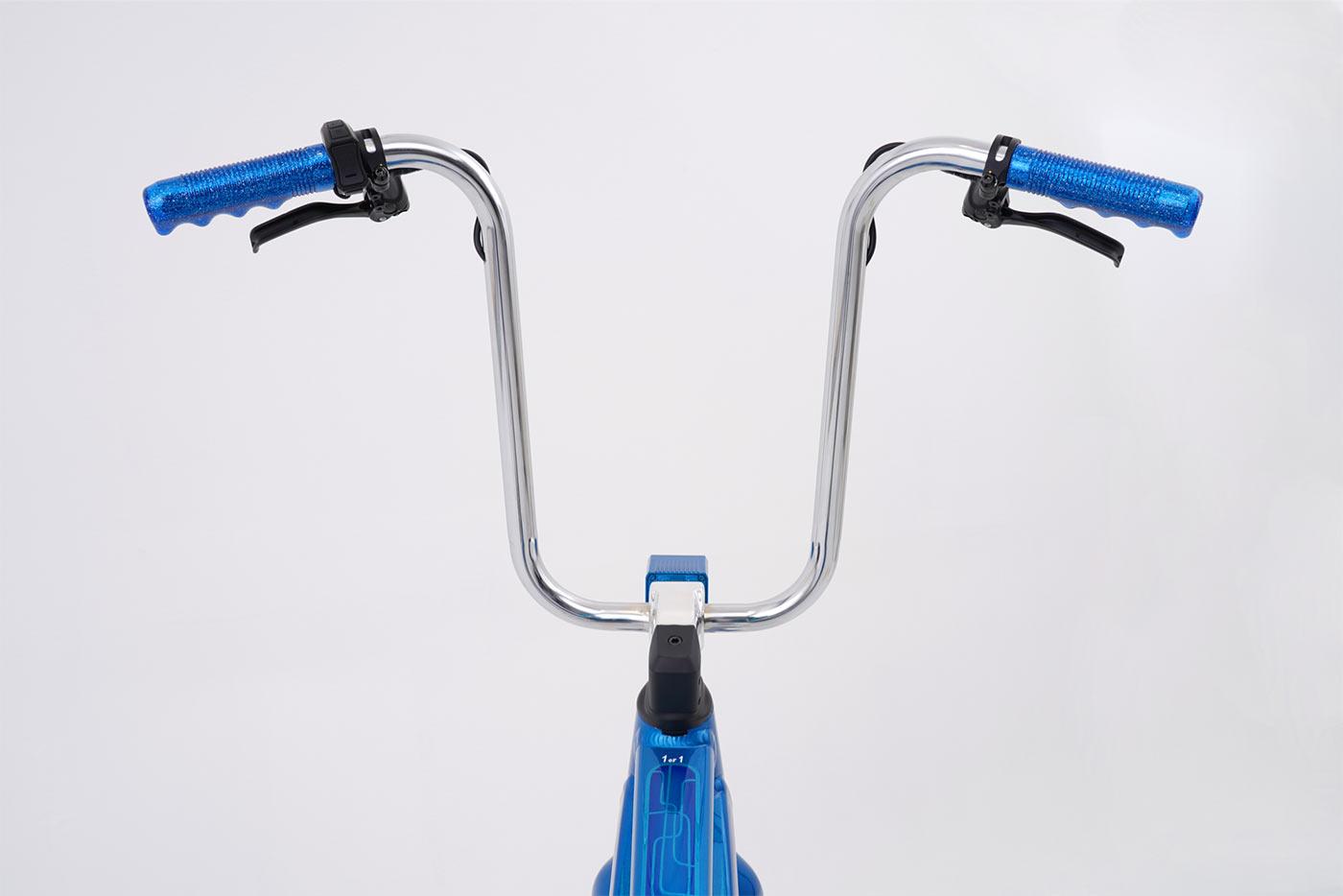harley davidson serial-1 mosh chopper custom e-bike for sturgis auction