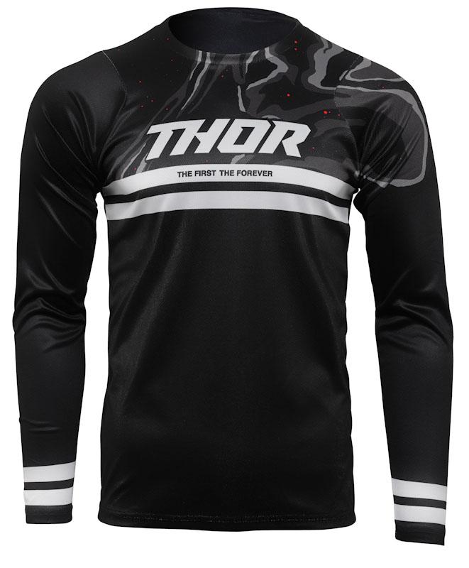 Thor Assist MTB, Banger LS jersey