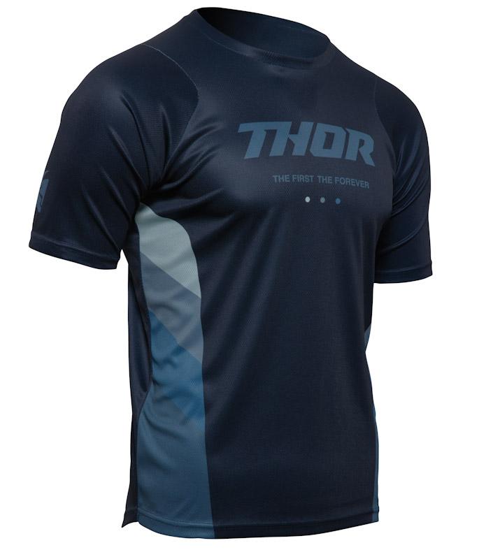 Thor Assist MTB, React SS jersey