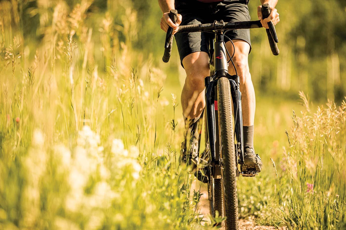 2022 rockshox rudy suspension fork for gravel bikes