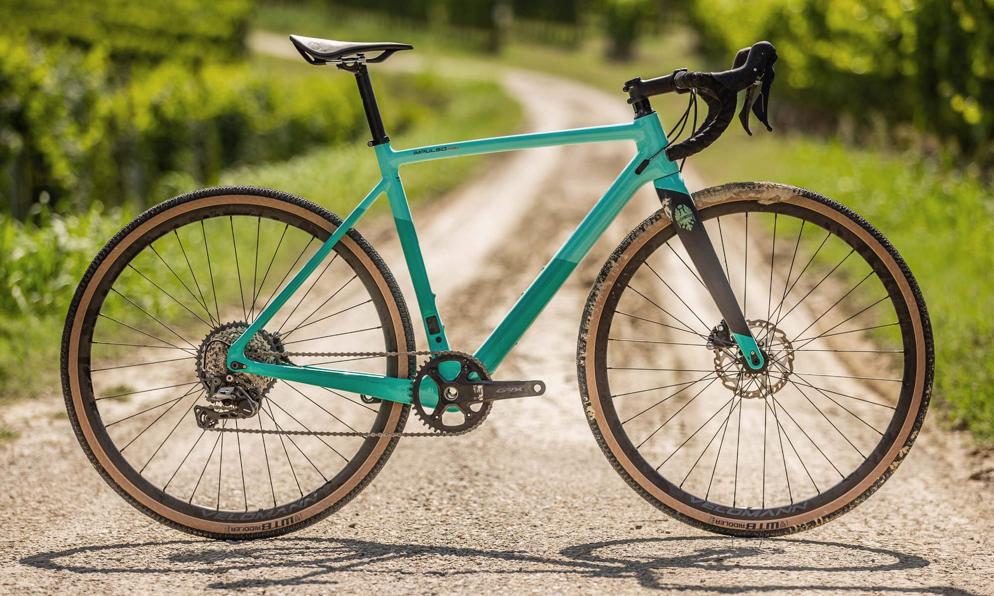 2022 Bianchi Impulso Pro carbon gravel bike, Zolder Pro CX cross cyclocross bike reborn,complete