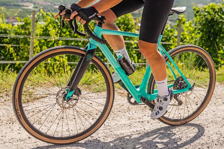 2022 Bianchi Impulso Pro carbon gravel bike, Zolder Pro CX cross cyclocross bike reborn,non-driveside