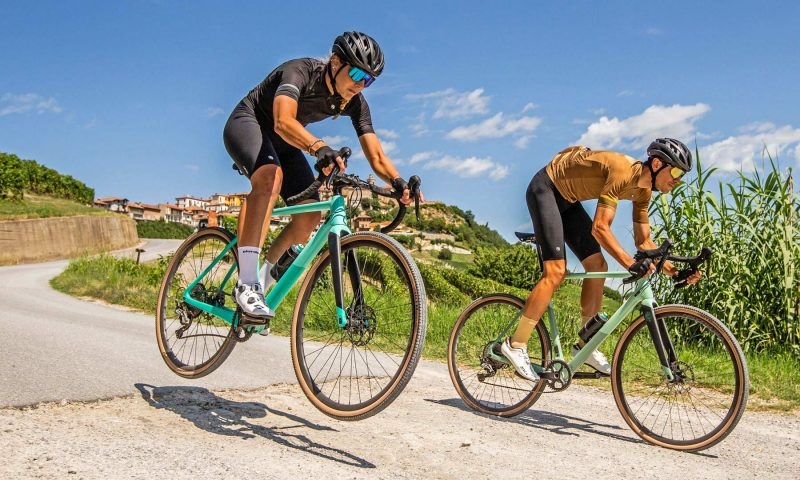 2022 Bianchi Impulso Pro carbon gravel bike, Zolder Pro CX cross cyclocross bike reborn,where the pavement ends