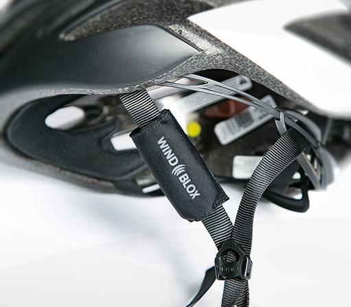 windblox helmet strap covers