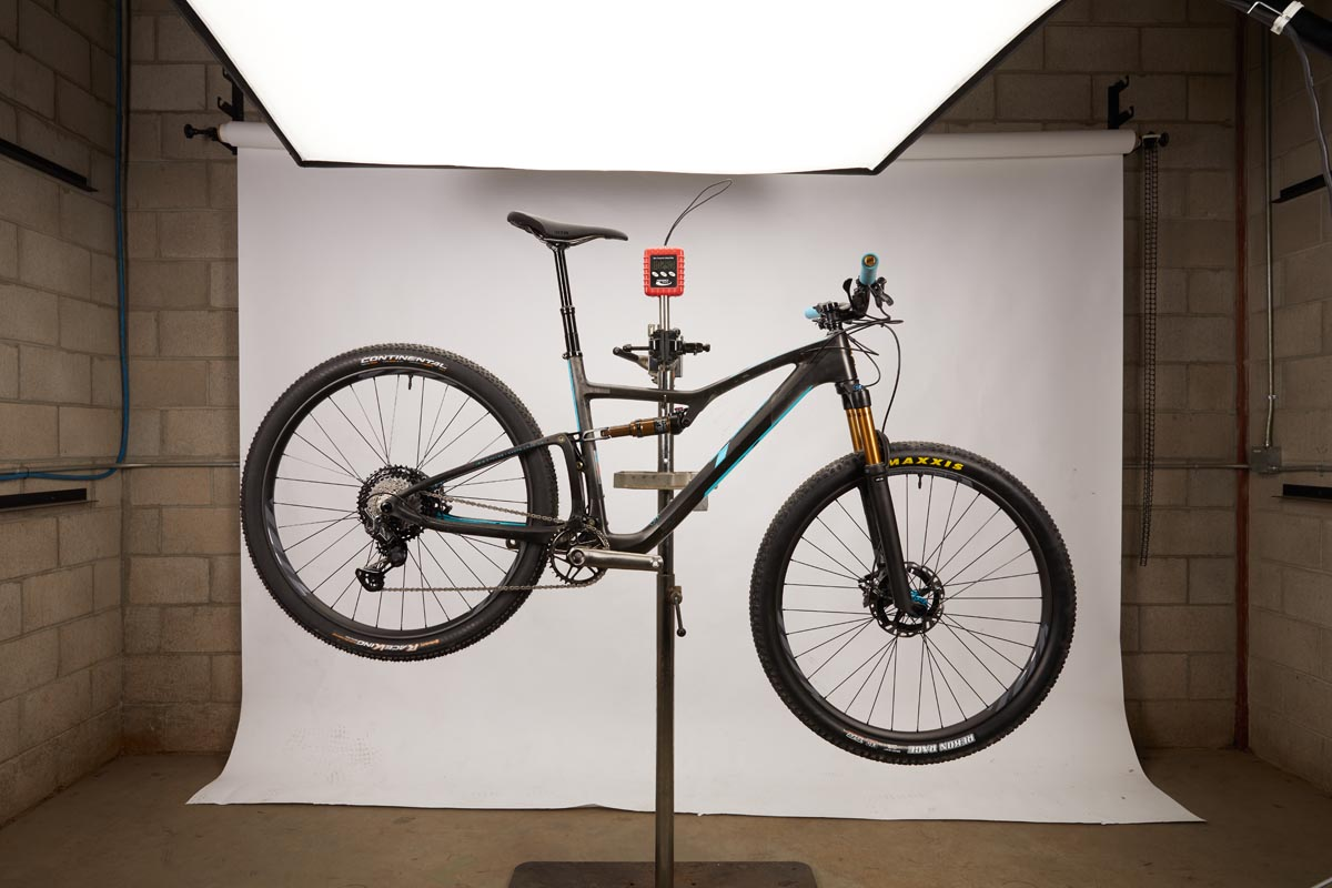 Ibis Exie 40th Anniversary limited edition mountain bike actual weight