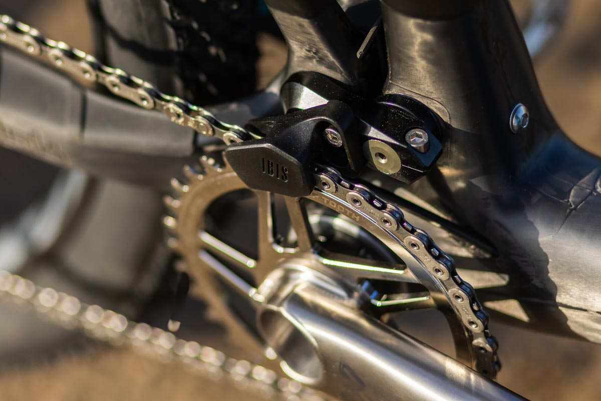 ibis built in chain guide