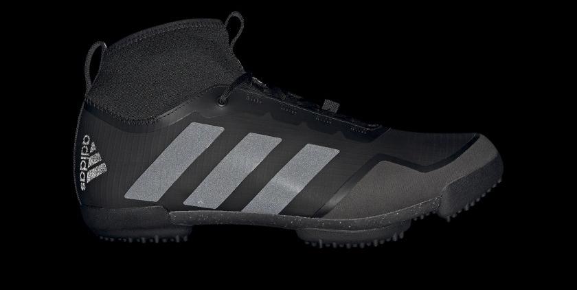 Adidas gravel shoes reflective