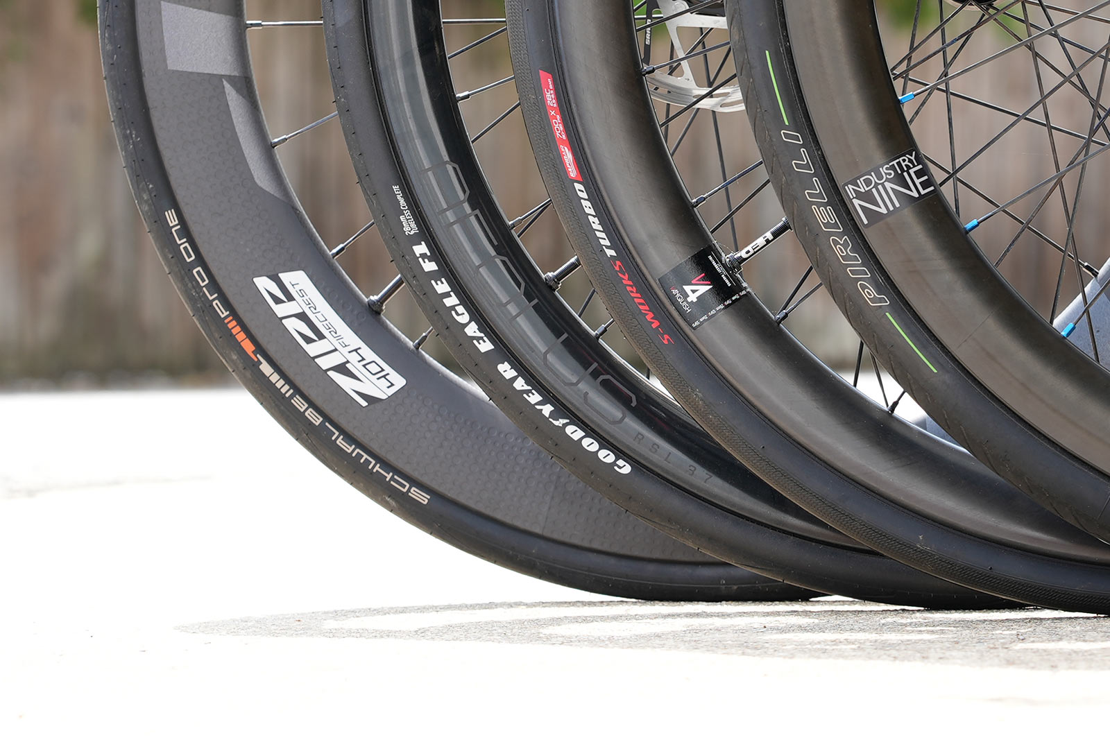best road bike tires for tubeless and tube type