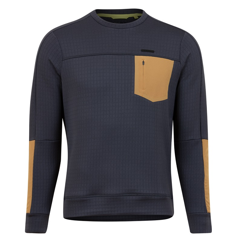 Pearl iZUMi Fall 2021, Prospect Tech sweatshirt, mens
