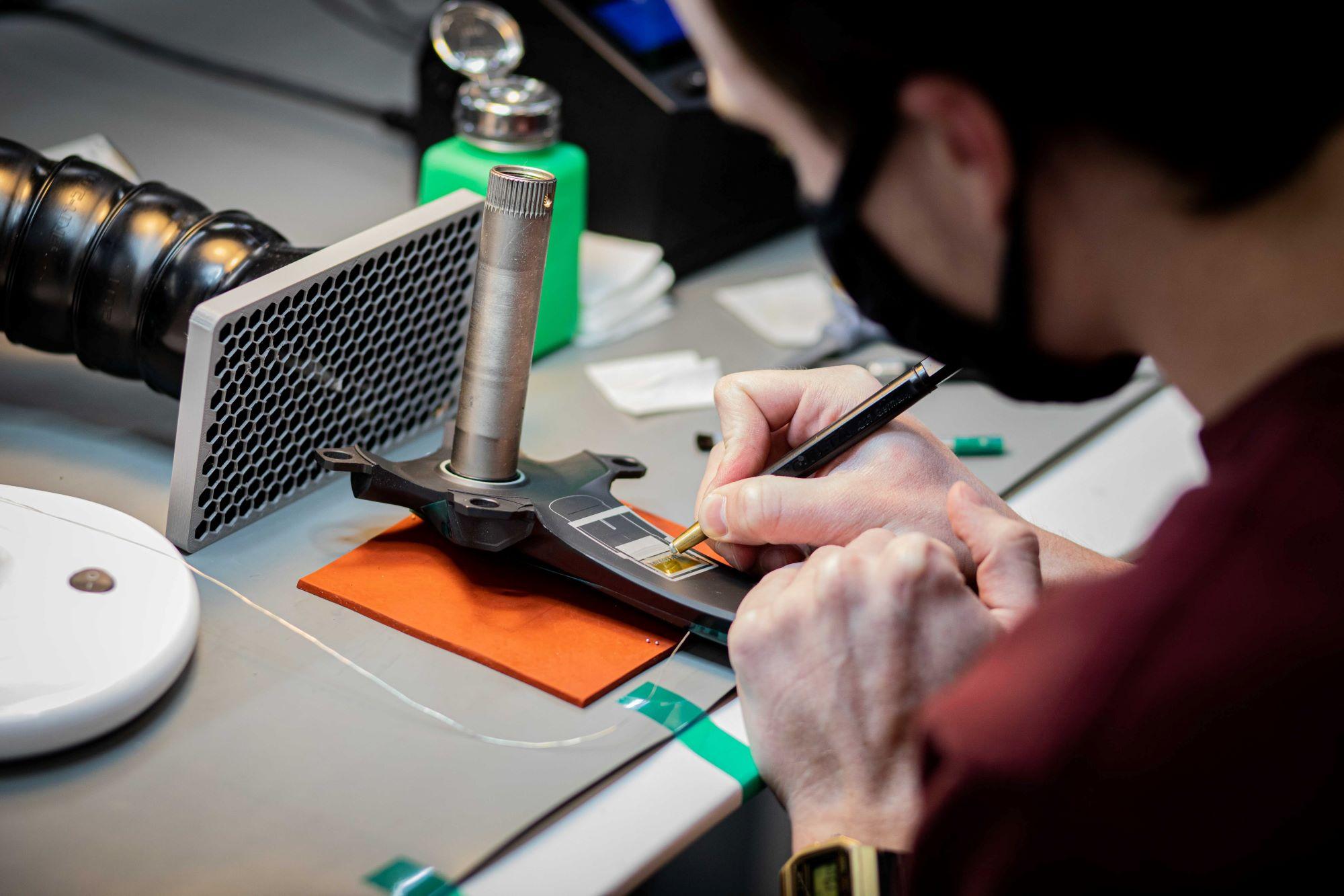 4iiii powermeter recycled shimano cranks