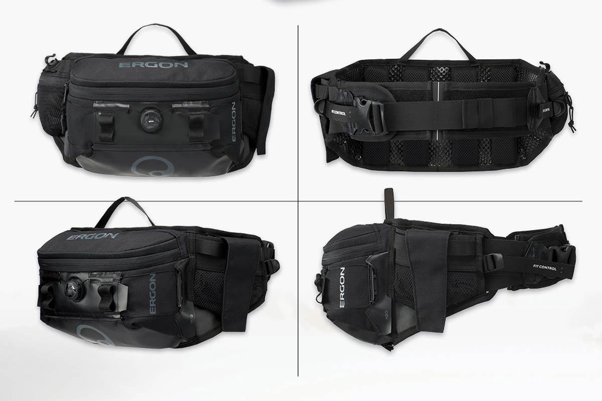 ergon ba hip pack mtb fit system