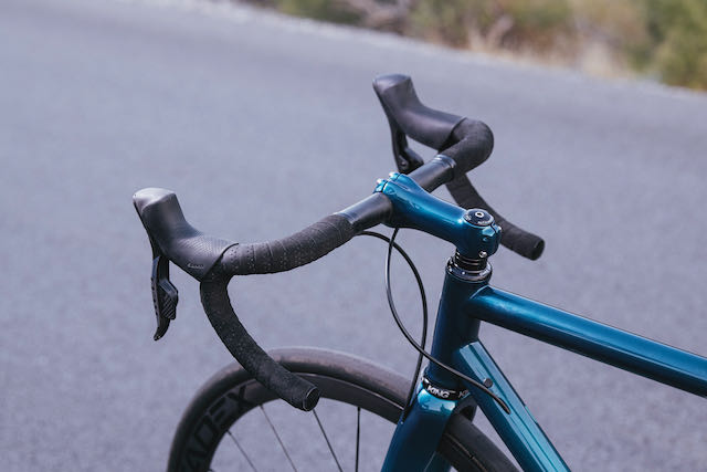CADEX Race Bar - Product - Matthew Brush Photo