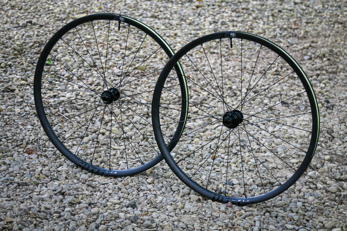 WTB CZR i23 gravel wheel