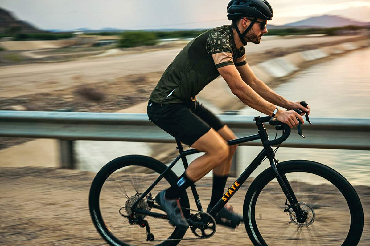 State X NPF collection, State Bicycle x National Park Foundation limited-edition bikes & gear,tech tee riding