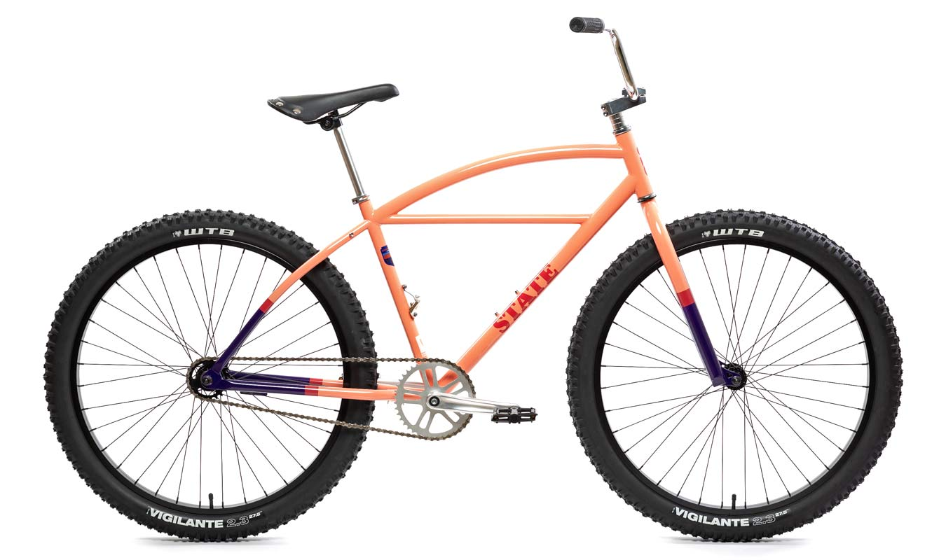 State X NPF collection, State Bicycle x National Park Foundation limited-edition bikes & gear,Grand Canyon MTB Klunker