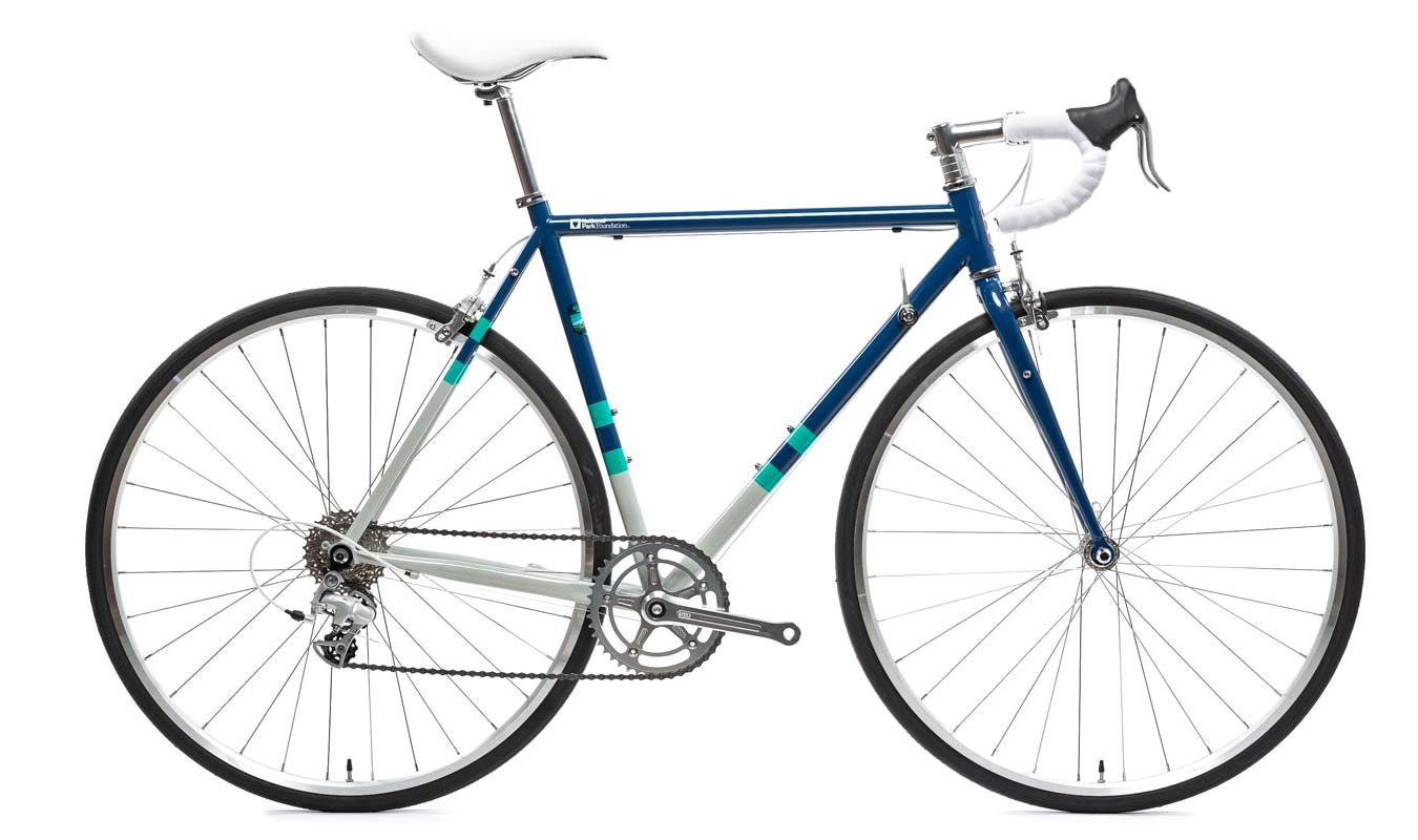State X NPF collection, State Bicycle x National Park Foundation limited-edition bikes & gear,Glacier 4130 Road bike