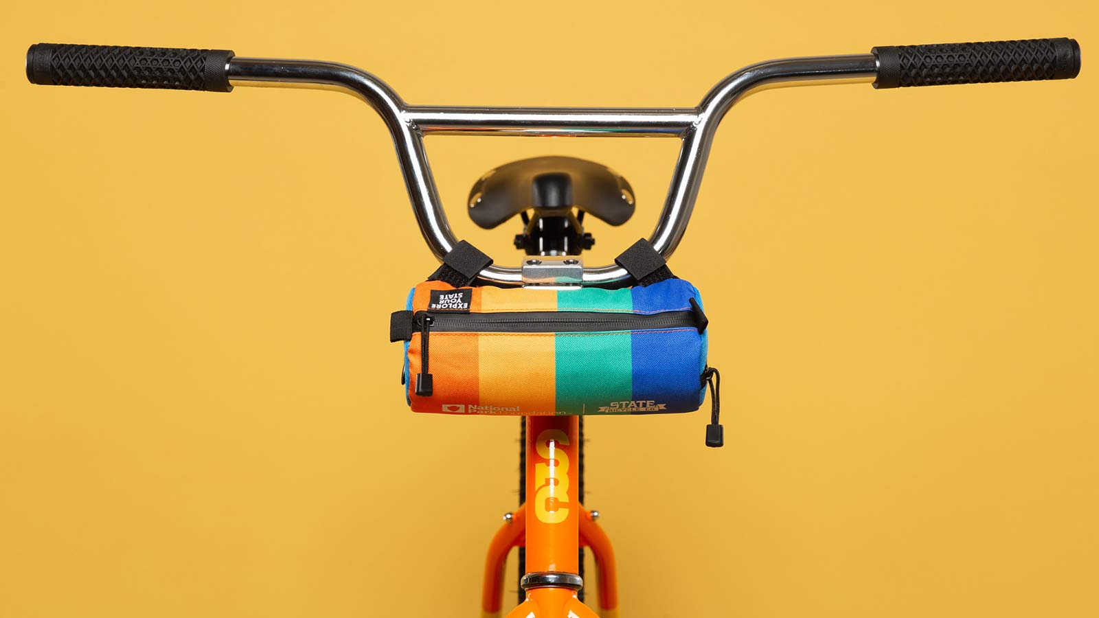 State X NPF collection, State Bicycle x National Park Foundation limited-edition bikes & gear,Klunker