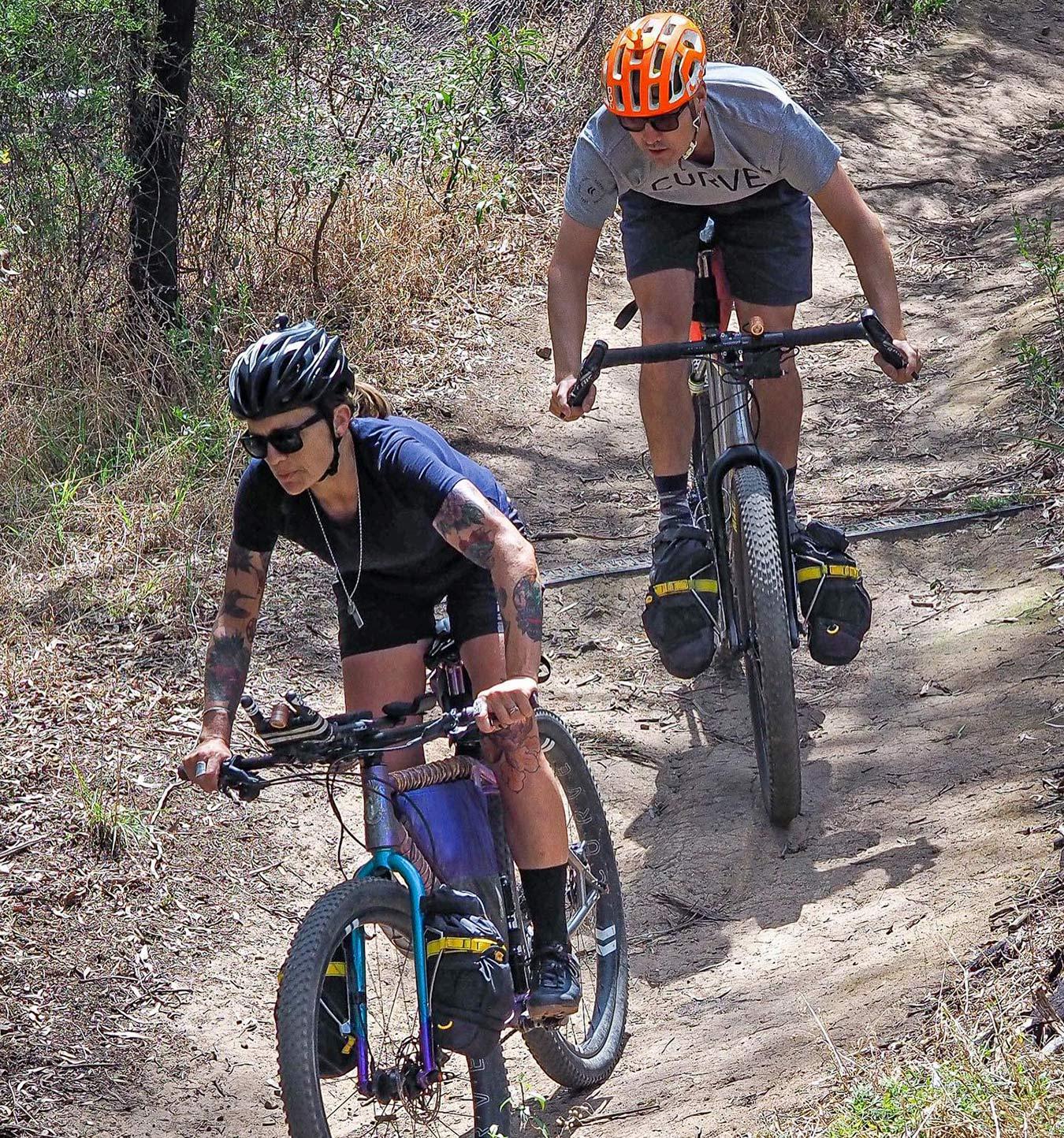 Curve Remlaw gravel adventure flat bar, forwardswept & backswept MTB bikepacking bar,riding off-road