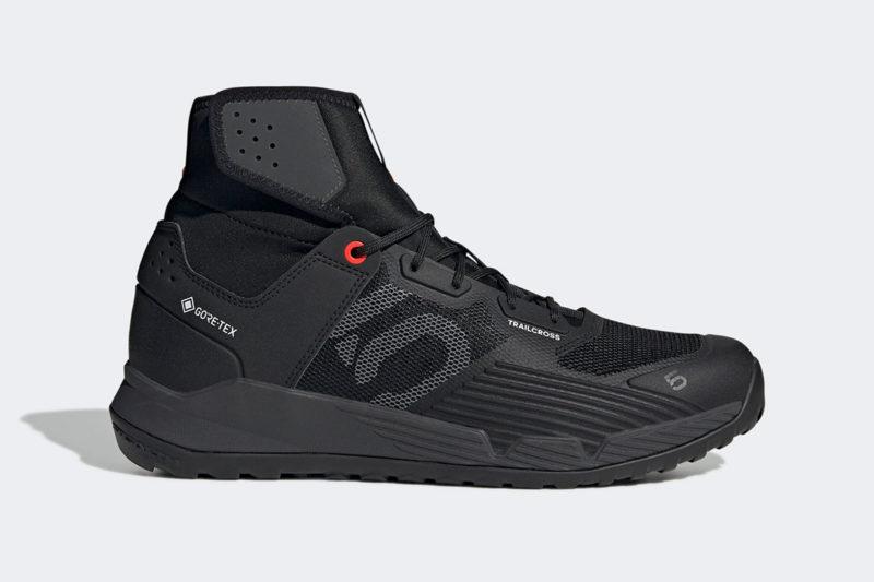 five ten trailcross gtx gore tex waterproof flat pedal mtb shoes