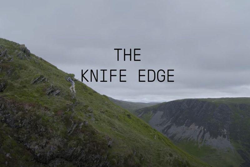 gee atherton the knife edge